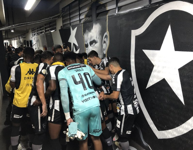 Elenco do Botafogo
