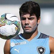 Justiça bloqueia quase R$ 3 milhões do Botafogo em ações envolvendo André Bahia e Henrique Almeida