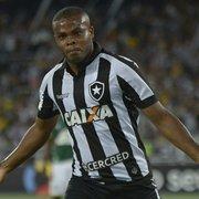 E o Vinícius Tanque virou a esperança do Botafogo. Parei!