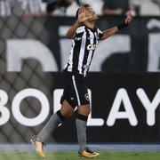 Após 18 meses no Botafogo, Brenner é reemprestado pelo Internacional e vai para o Goiás
