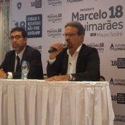 Magoado e sem cafezinho, Marcelo Guimarães lança 'chapa alternativa' no Botafogo