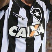 Sem renovação, Botafogo deixará de exibir logomarca da Caixa a partir desta sexta