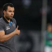 Jair Ventura se desculpa após polêmica do 'Everest': 'Acharam que eu diminuí o Botafogo, e isso jamais'