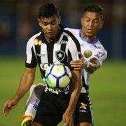 Brenner 'perde' Botafogo e Internacional e busca novo time para 2019