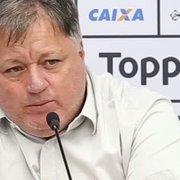 Anderson Barros explica não contratação de reforços e cita 'compromissos básicos': 'Botafogo não poderia arriscar'