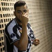 Botafogo envia proposta para renovar empréstimo do atacante Brenner