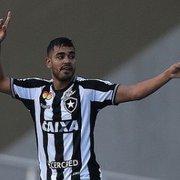 Após empréstimo ao Botafogo, Brenner negocia com o Goiás