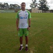 Ex-Botafogo, Felipe Conceição é anunciado como novo auxiliar-técnico do América-MG