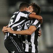Botafogo vê meio time 'de saída' e perde tranquilidade com espinha dorsal