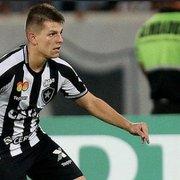 Após apenas 8 jogos no Botafogo, João Pedro retorna ao time B do Atlético-PR