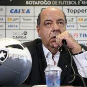 Botafogo aumenta sufoco com eliminação e se compromete com orçamento