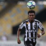 'Extremamente potente' e 'com potencial a ser trabalhado', Moisés é válvula de escape do Botafogo em 2018