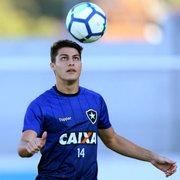Elogiado por Tite, Marcinho tenta ganhar torcida para se firmar no Botafogo