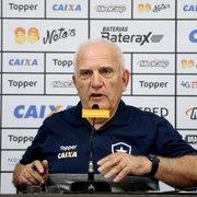 Vice executivo descarta sair do Botafogo e responde críticas: 'Parece que descobriram agora que eu existo'