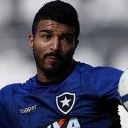 Aguirre faz gol e dá assistência, e reservas do Botafogo goleiam os juniores por 4 a 1