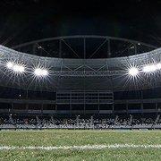 Nilton Santos receberá final da Série B do Rio, preliminar de Fluminense x Grêmio