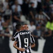 Botafogo cresce e pode mudar de patamar no Brasileirão