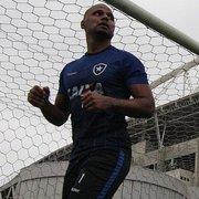 'Pode até ser que Jefferson volte antes de Gatito', diz preparador de goleiros do Botafogo