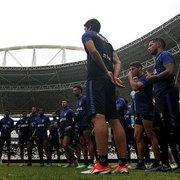 Penhoras e recesso judicial fazem Botafogo temer nova debandada de jogadores por atraso salarial
