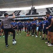 Botafogo quita salários atrasados e 13° de jogadores e funcionários