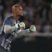 Jefferson explica por que decidiu parar: barração no Botafogo e lesão em lance com Paquetá