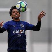 Luis Ricardo recorda tempos de Botafogo: 'Uma das melhores fases da minha carreira. Passagem vitoriosa'