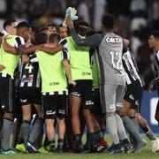 Botafogo: Faltam quatro pontos e o Paraná