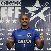Ex-Botafogo, Jefferson diz que viu Messi como 'jogador qualquer' para pegar pênalti do argentino