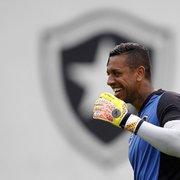 Botafogo procura substituto para Jefferson, e Sidão é cotado nos bastidores
