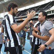 O reencontro de Jair Ventura com o Botafogo: retranca, vaias e menções ao Everest