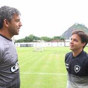 Marcos Soares: 'Com muito trabalho, podemos realizar uma grande Copinha'