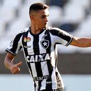 Erik aparece no BIRA, da Ferj, mas ainda não tem a reestreia no Botafogo garantida para quarta