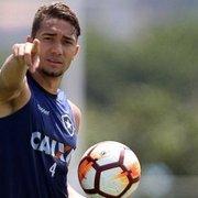 Botafogo avança para permanecer com Jean e Moisés, informa repórter