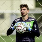 Com contrato no fim com América-MG, goleiro João Ricardo é oferecido ao Botafogo