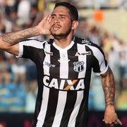 Leandro Carvalho é a segunda maior compra da história do futebol cearense