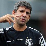 Novo técnico do sub-20, Marcos Soares é elogiado por Tiano: 'Tivemos ótimas referências'
