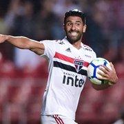 Dívida por Henrique Almeida atrapalha negociação do Botafogo com o São Paulo por Tréllez