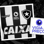 Botafogo anuncia novo patrocínio de Felipe Neto: Vigia de Preço