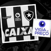 Sai Neto's, entra Vigia de Preço: irmãos Neto mudam patrocínio na camisa do Botafogo
