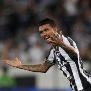 Justiça nega recurso e mantém condenação para Botafogo pagar mais de R$ 430 mil a Kieza