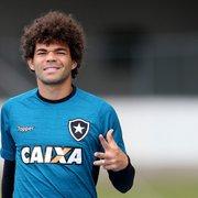 Presidente do Botafogo: 'Camilo é com o vice e o departamento de futebol. Grande jogador'