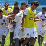 Copa São Paulo: Botafogo vence o América-MG e avança para as oitavas de final