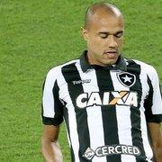Botafogo nega interesse na contratação do atacante Roger