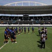 Botafogo tenta liberar penhora de Matheus Fernandes para pagar jogadores