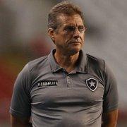 Briga com Oswaldo trava verba de acordo por salários em dia e preocupa Botafogo