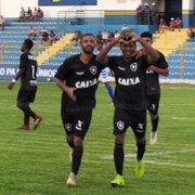 Copinha: Com dois gols de Rhuan, Botafogo elimina o Atlântico e vai encarar o América-MG