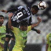 Classificação na Copa Sul-Americana pode significar alívio nos cofres do Botafogo
