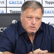 Diretoria do Botafogo tenta empréstimo para pagar salários. Gerente de futebol foi a São Paulo