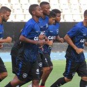 Base: Botafogo estreia no Carioca Sub-20 contra o América neste sábado, às 9h, no CEFAT