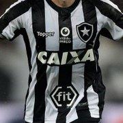 Botafogo conversa com empresas privadas para substituir patrocínio da Caixa Econômica Federal
